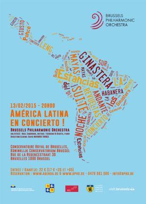 América latina en concierto