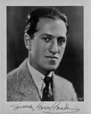 "Concert ""Hommage à George Gershwin"""