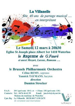 Concert de la Villanelle