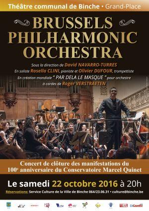 Concert de Clôture de la saison artistique du 100e anniversaire