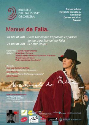 Hommage symphonique à Manuel de Falla