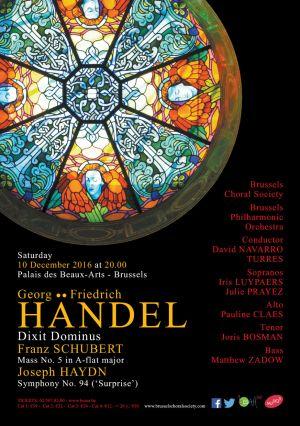 HANDEL - HAYDN - SCHUBERT
