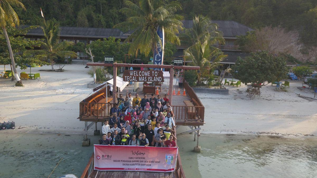 Paket Gathering Tegal Mas Lampung 2D1N