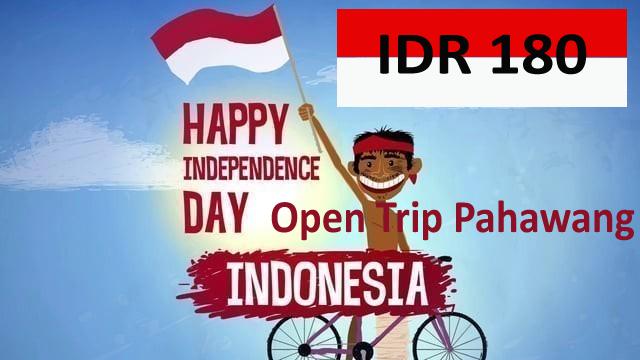 Promo Agustus !! Open Trip Pahawang Lampung
