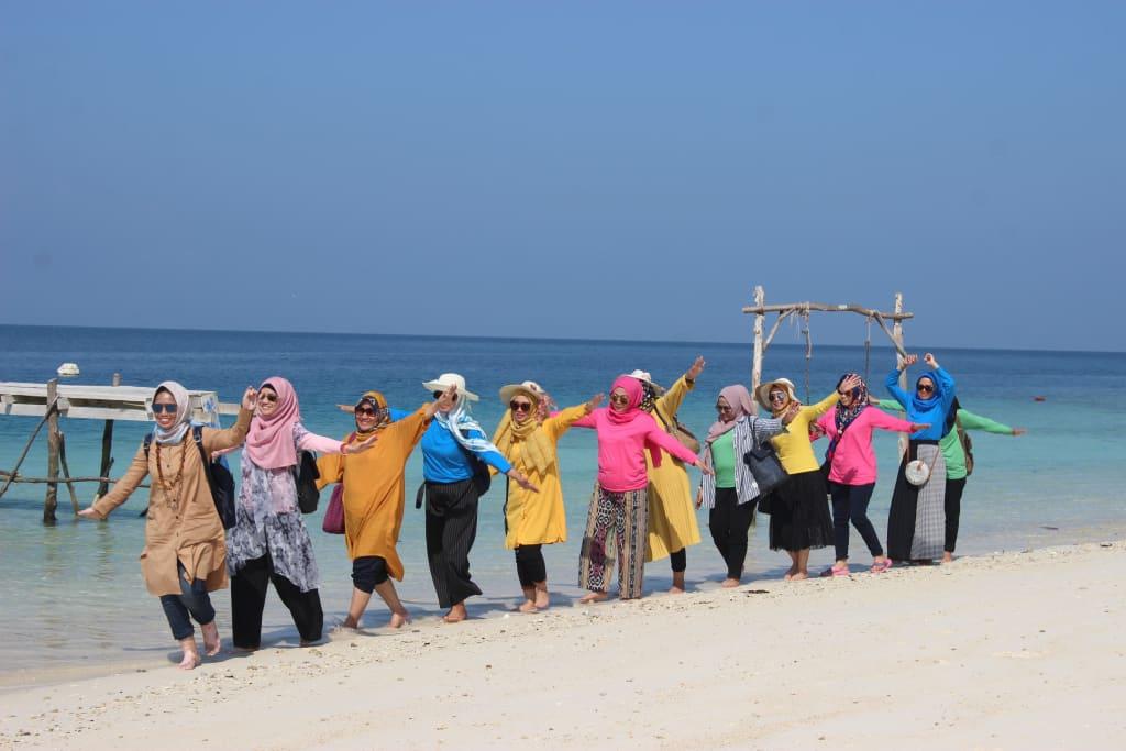 Gathering Pulau Pahawang