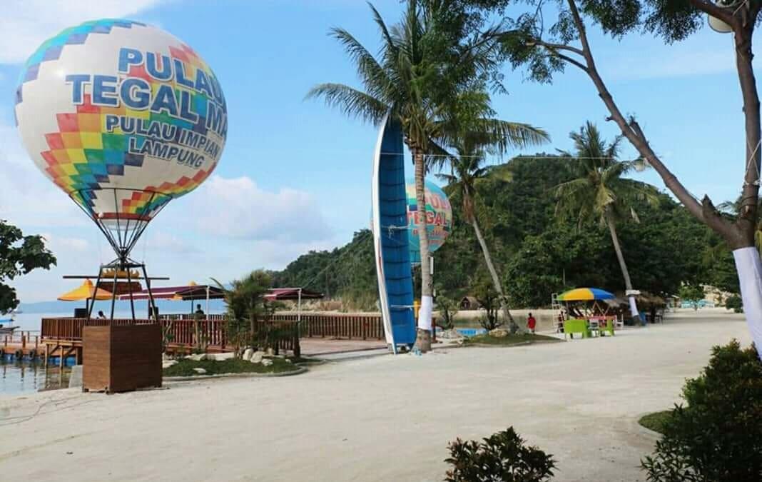 Backpacker Lampung – Paket Murah Meriah Pulau Tegal Mas Lampung