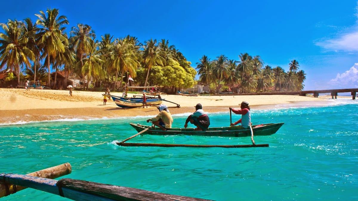 Backpacker Lampung – Tips Menuju Pulau Pisang Lampung