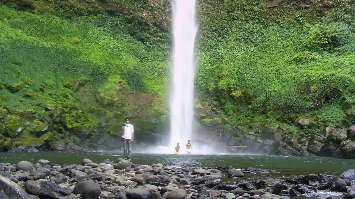 Backpacker Lampung – Cantiknya Air Terjun Putri Malu Way Kanan