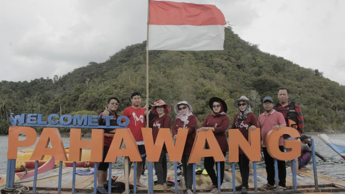Paket Murah Trip Pahawang Lampung