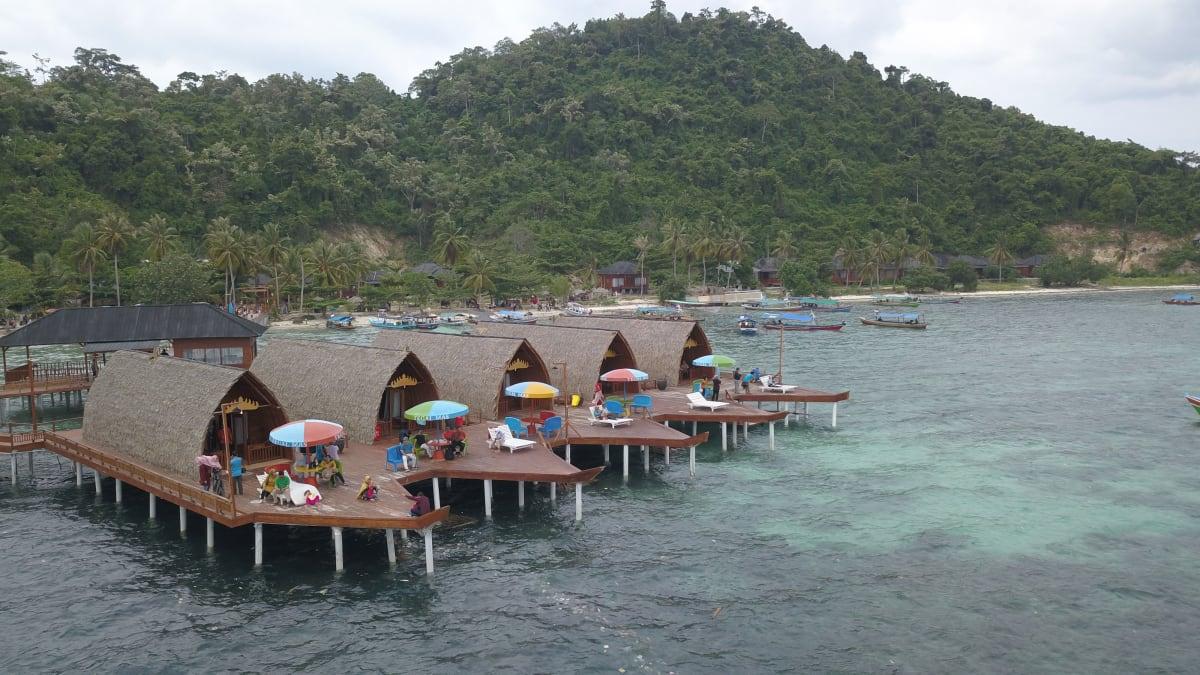 Paket Murah Trip Tegal Mas dan Pahawang 1 Day 2 Islands