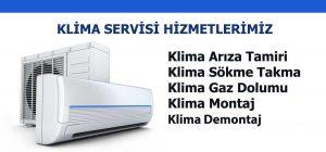 klima teknik servisi hizmetleri
