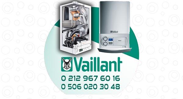 Küçükçekmece Vaillant servisi telefon numarası