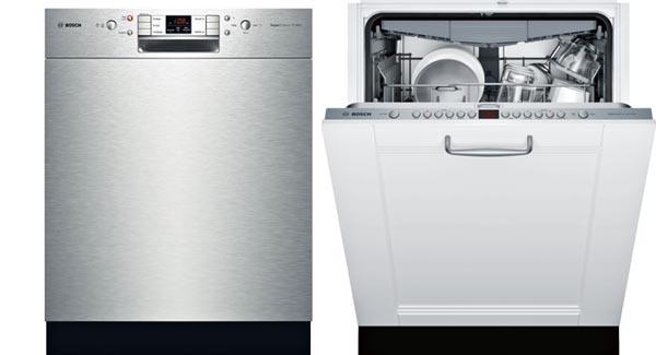 Bosch Bulaşık ve çamaşır makinesi