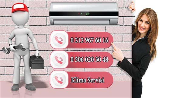Şişli Klima Servisi Telefon Numarası