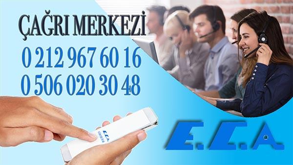 Bahçelievler ECA Servisi Telefon Numarası