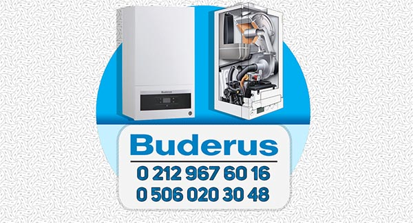 Zeytinburnu Buderus Servisi Telefon Numarası