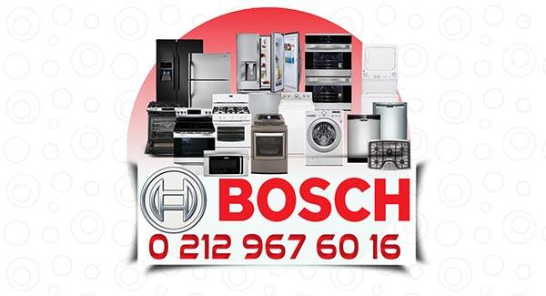 Küçükçekmece Bosch Servisi Telefon Numarası