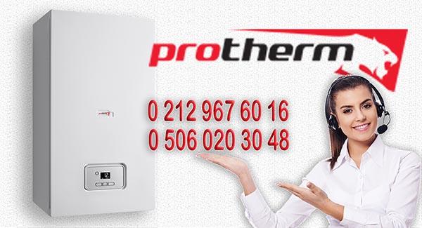 Büyükçekmece Protherm Kombi Servisi Telefon Numarası