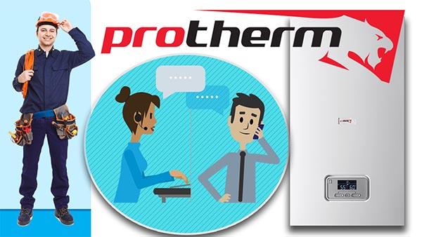 Protherm Kombi ve Kazan Bakım işlemleri