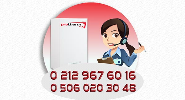 Esenler Protherm Servisi Telefon Numarası