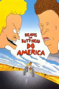 Beavis and ButtHead Do America