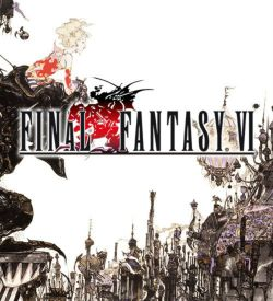 Final Fantasy VI box art