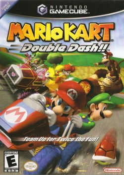 Mario Kart: Double Dash!! box art