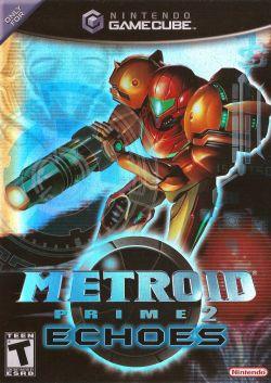 Metroid Prime 2: Echoes box art