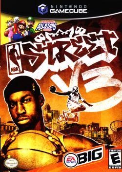 NBA Street V3 box art