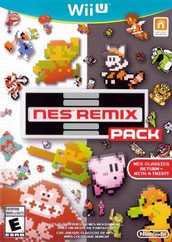 NES Remix box art
