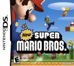 New Super Mario Bros. box art