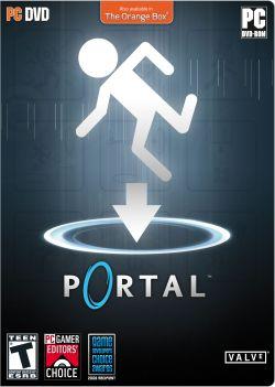 Portal box art