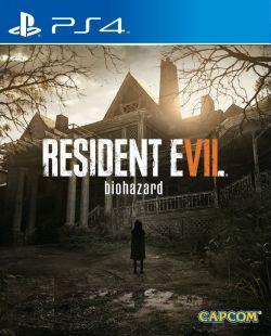 Resident Evil 7: Biohazard box art
