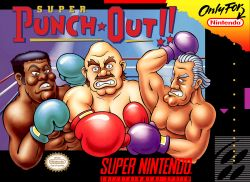 Super Punch-Out!! box art