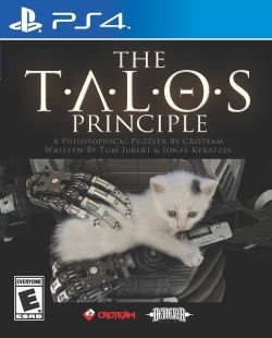 The Talos Principle box art