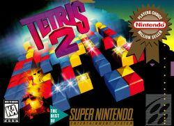 Tetris 2 box art