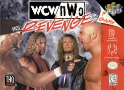 WCW/nWo Revenge box art