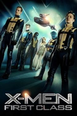 X-Men: First Class poster