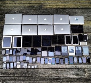 Photo of devices