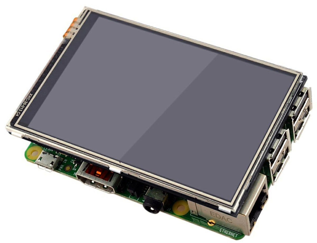 Pi TFT Display