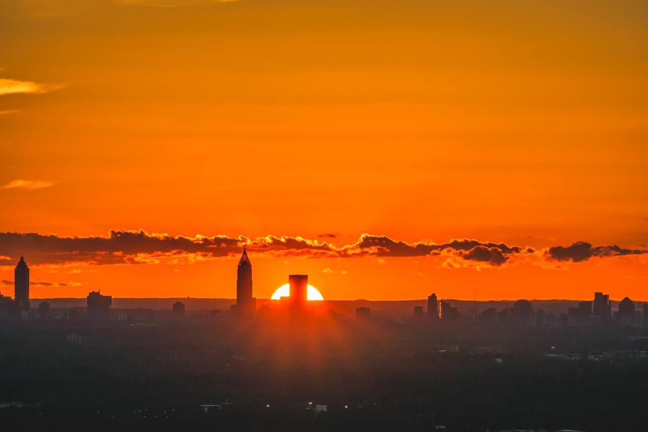 Midtown Eclipse