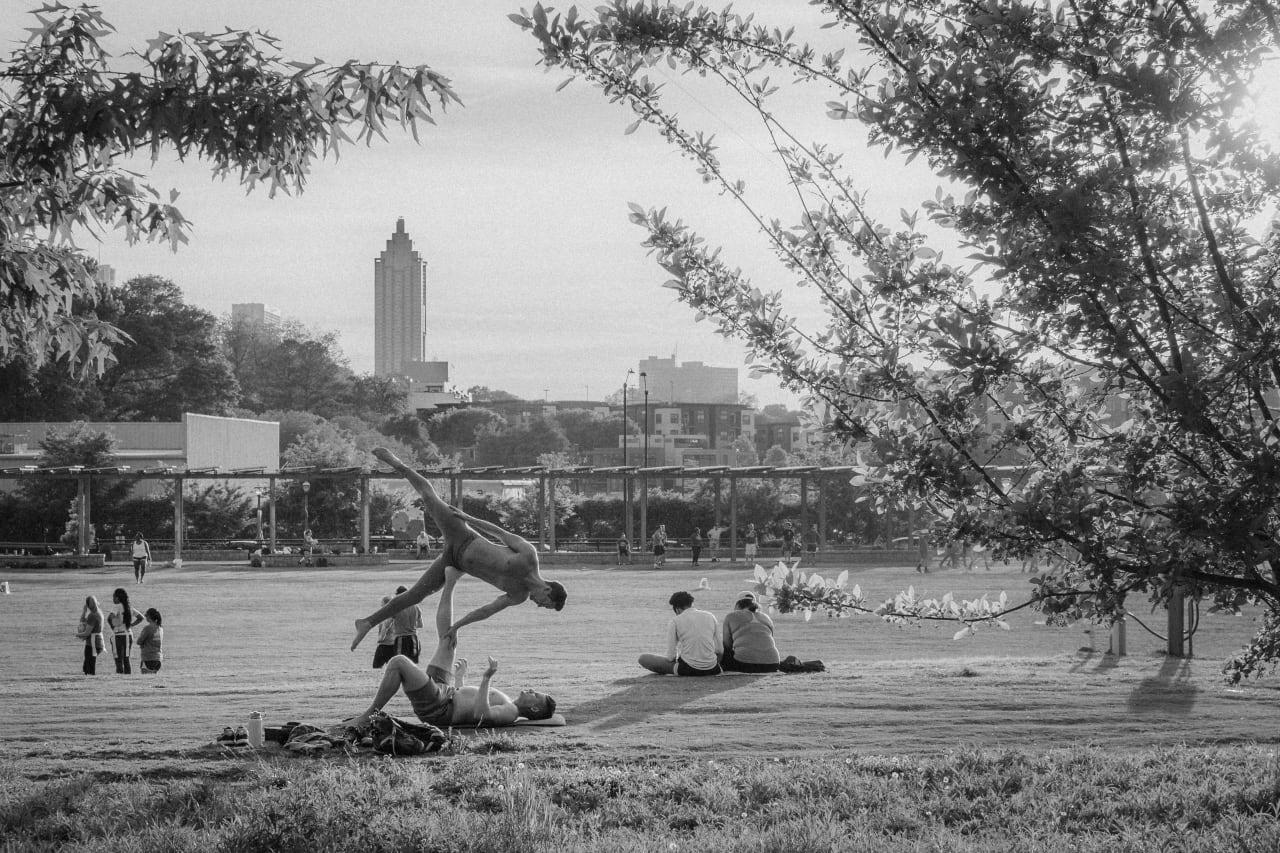 Historic Forth Ward Skatepark