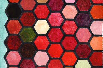 Hexagon Masks