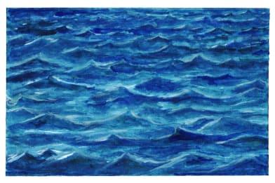 Ocean surface (study)