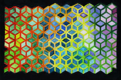 Rhombus tessalation