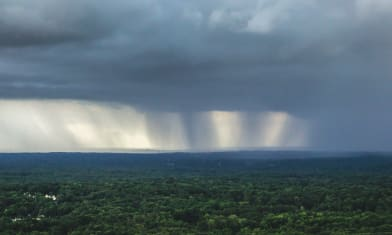Heavy Showers on Decatur