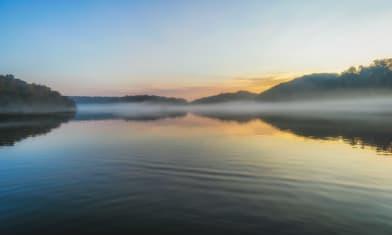 Bull Sluice Lake