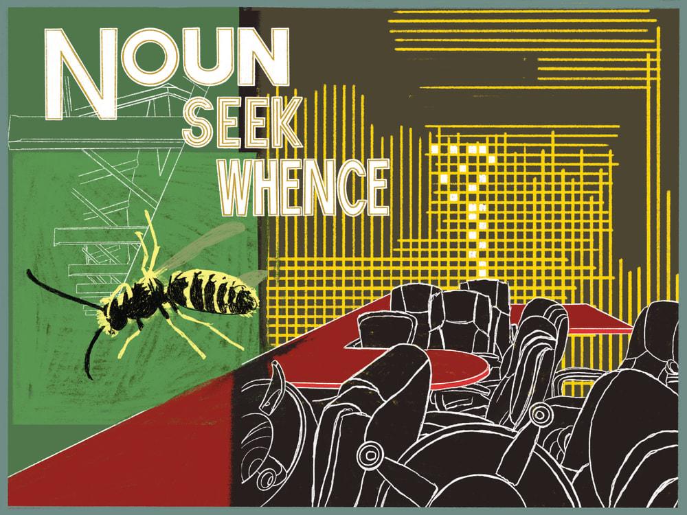 Noun Seek Whence