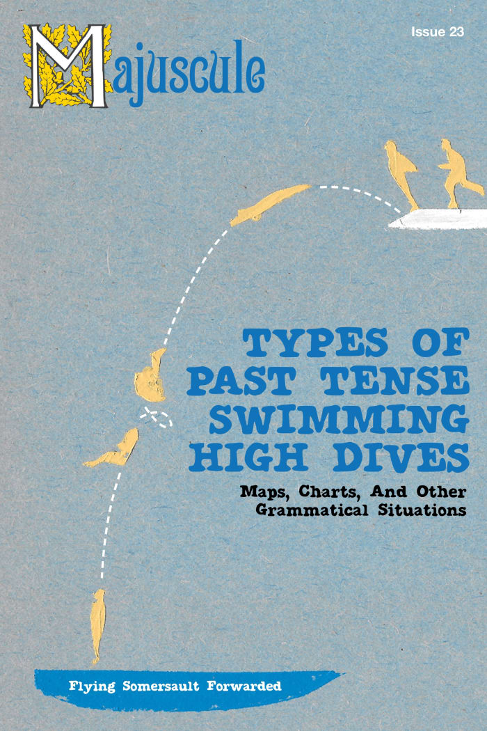 Types of Past Tense Swimming High Dives