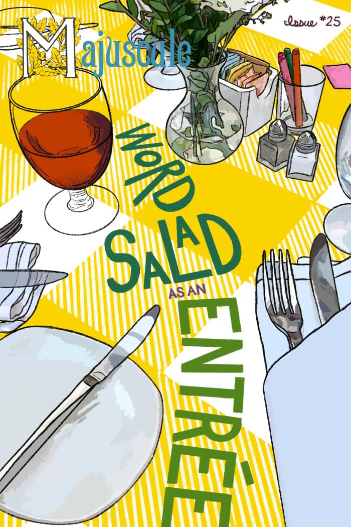 Word Salad As An Entrée
